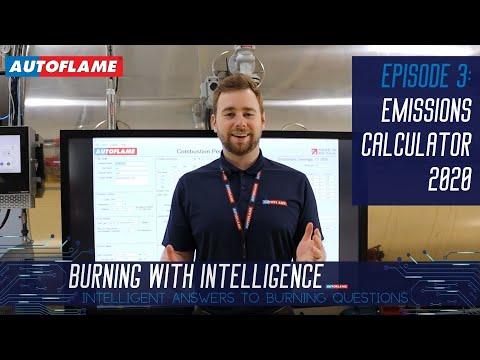 Burning With Intelligence   Episode 3   Autoflame Emissions Calculator 2020