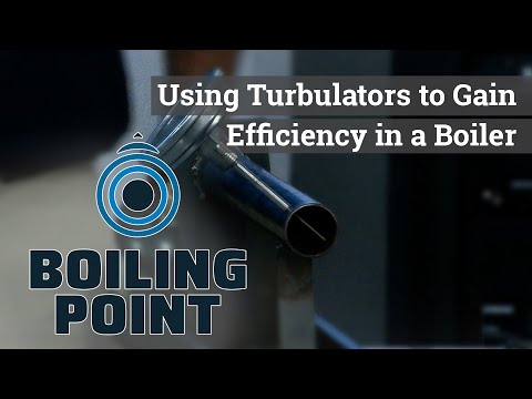 Using Turbulators to Gain Efficiency in a Boiler - Boiling Point