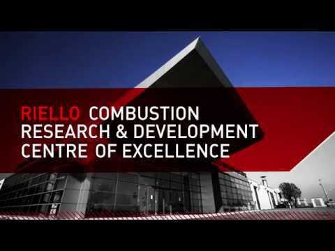 RIELLO Combustion Research & Development Centre of Excellence