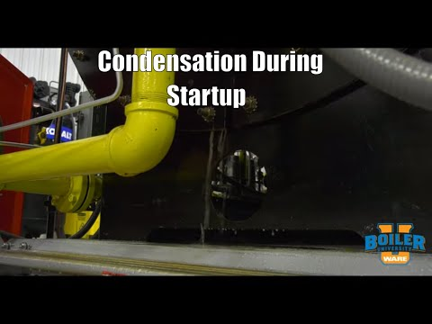 Water Condensation on Boiler Startup - Weekly Boiler Tips