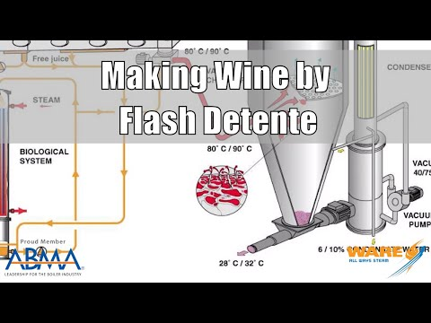 How Wine is Made with Flash Detente - Steam Culture