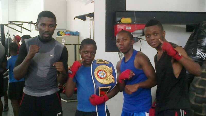 Soweto Boxing Organisation thanks Combustion Technology for its support.