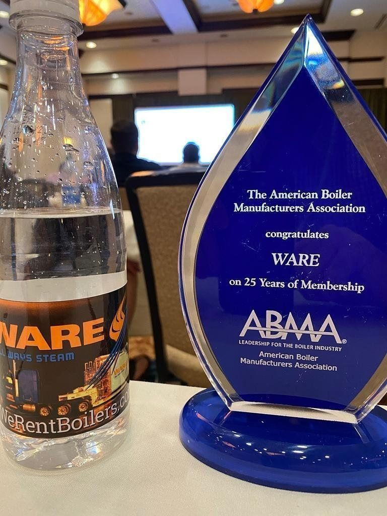Congrats to WARE for ABMA Award!!